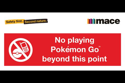 Mace Pokemon warning 5